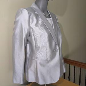 🌟NWT🌟 Talbots silk blend blazer Size 8P